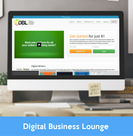 Digital Business Lounge