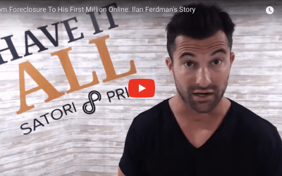 From Foreclosure To His First Million Online. Ilan Ferdman's Story
